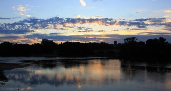 sun set 071