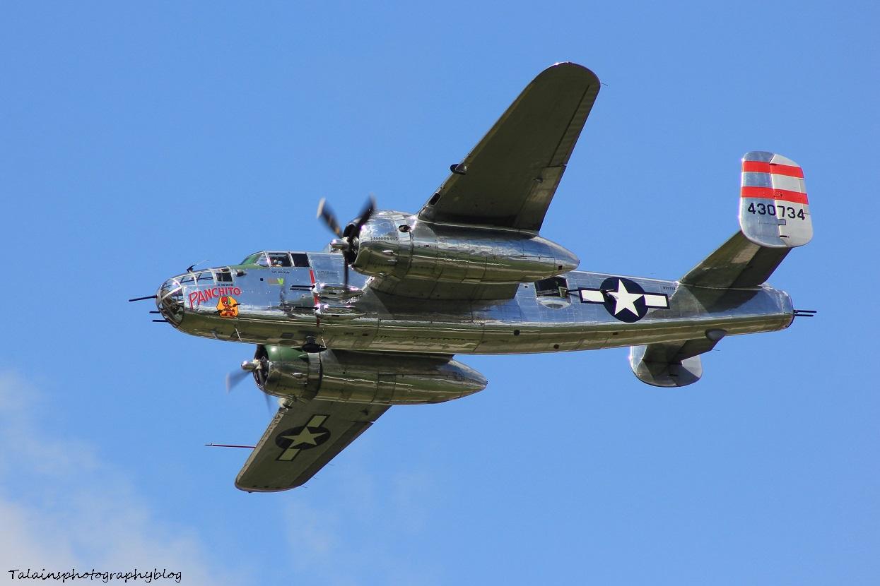 R.A.S. 100 B-25