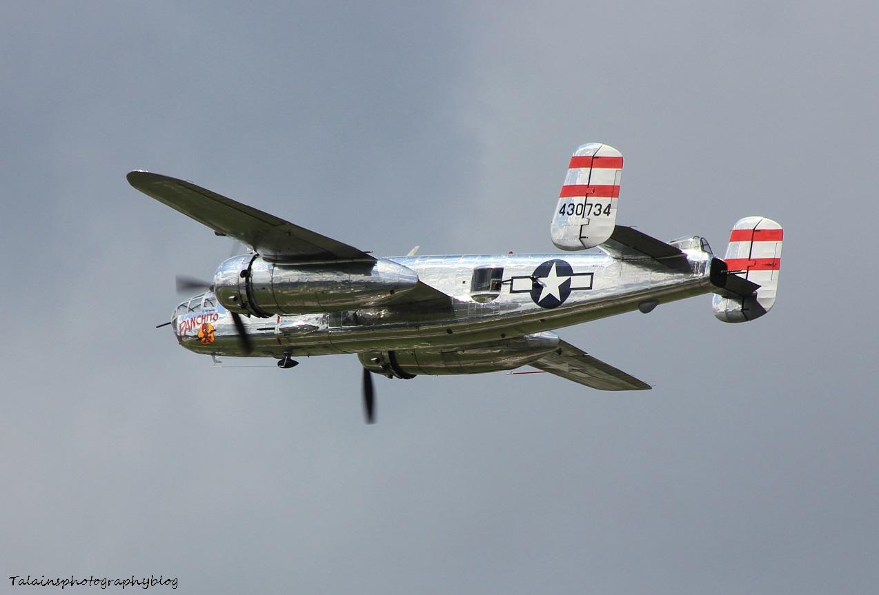 R.A.S. 101 B-25