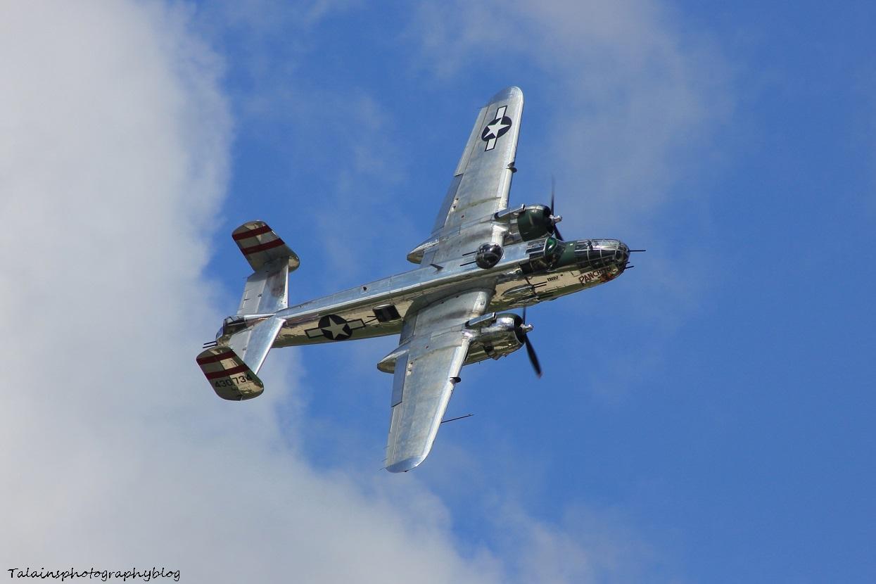 R.A.S. 102 B-25