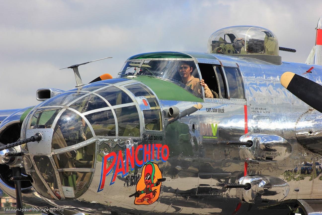 R.A.S. 108 B-25