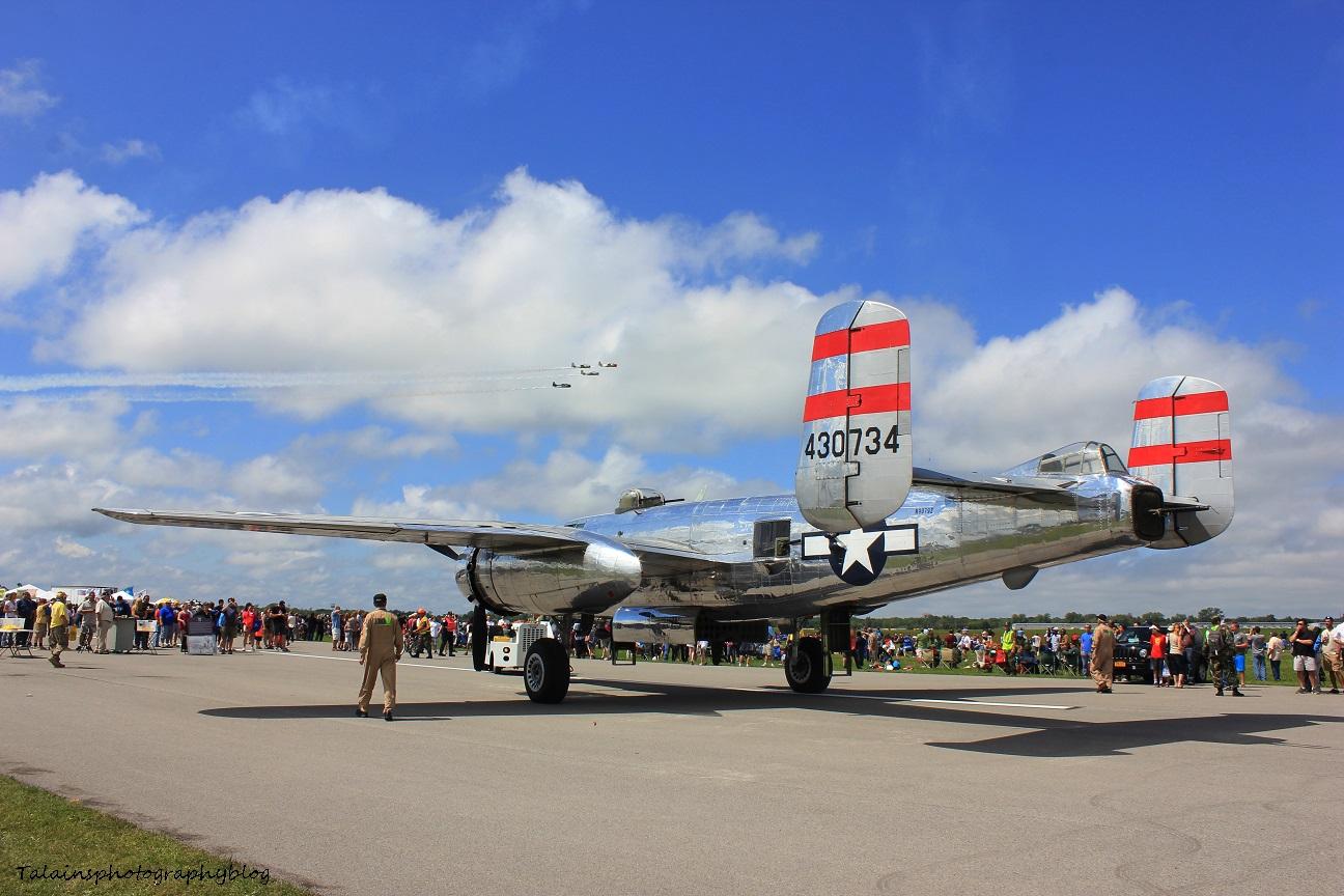 R.A.S. 109 B-25