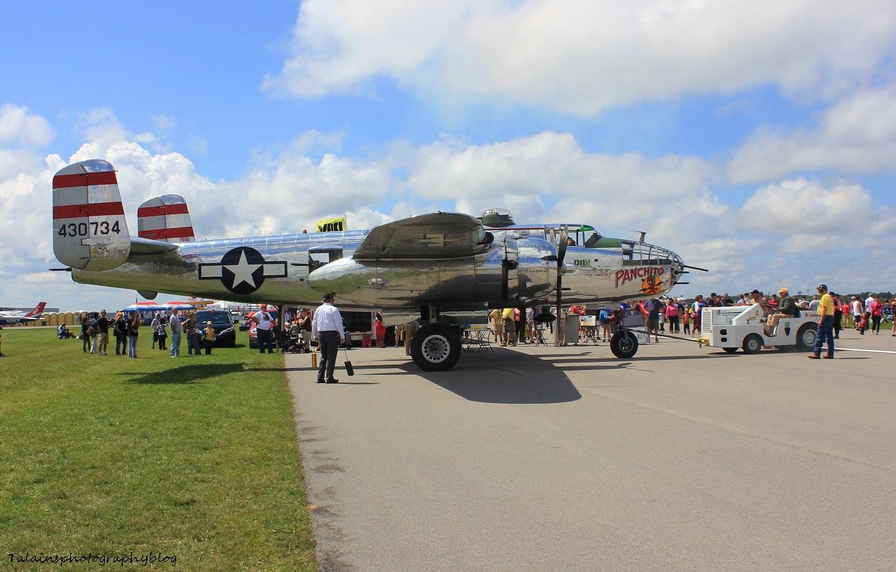 R.A.S. 110 B-25