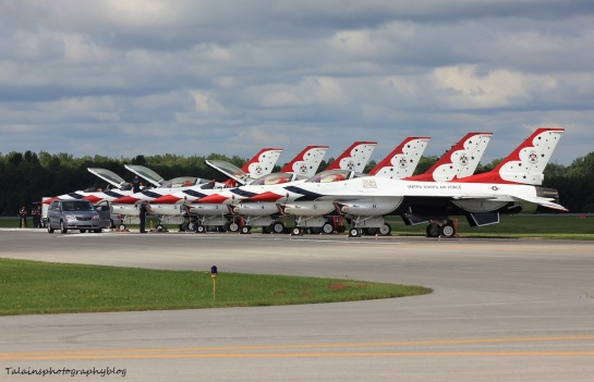 R.A.S. 200 Thunderbirds