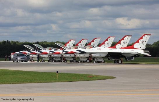 R.A.S. 200 Thunderbirds