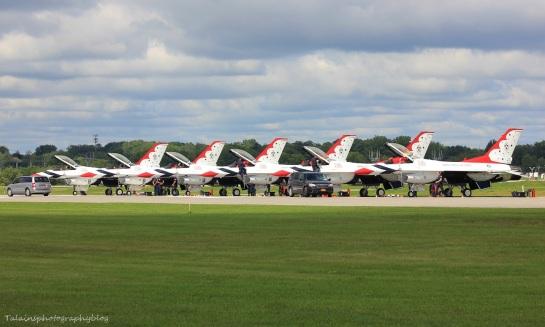 R.A.S. 202 Thunderbirds