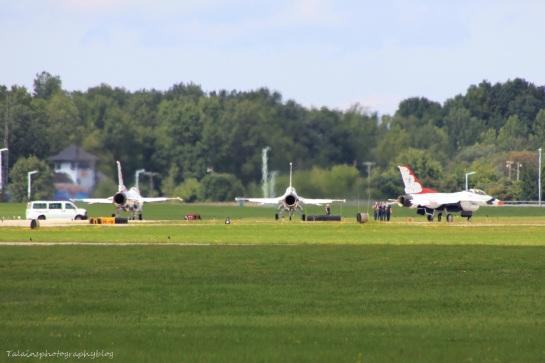 R.A.S. 203 Thunderbirds