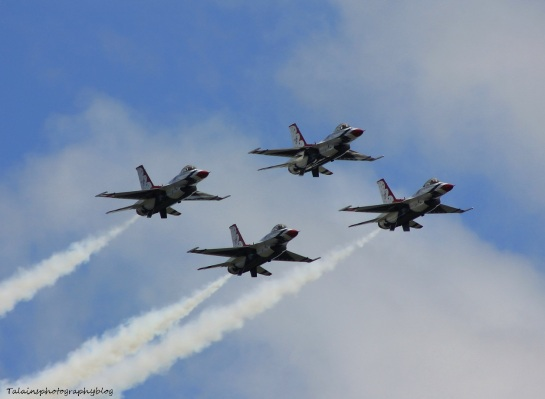 R.A.S. 206 Thunderbirds