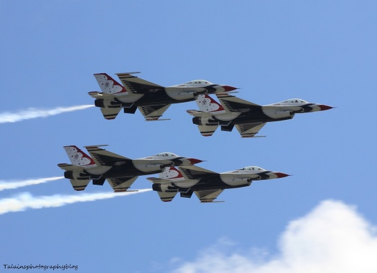R.A.S. 207 Thunderbirds