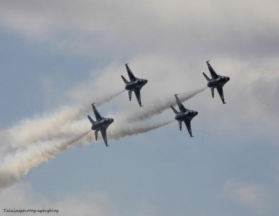 R.A.S. 211 Thunderbirds