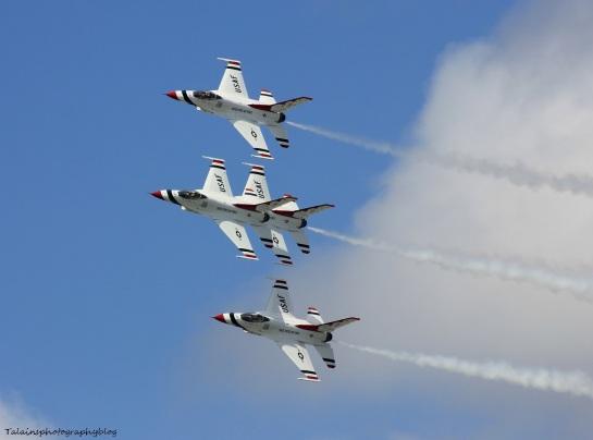 R.A.S. 214 Thunderbirds