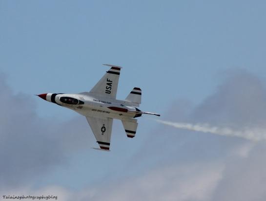 R.A.S. 215 Thunderbirds