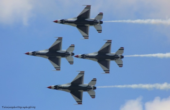 R.A.S. 219 Thunderbirds