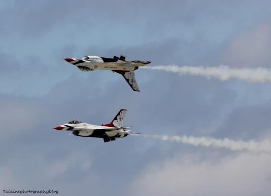 R.A.S. 220 Thunderbirds