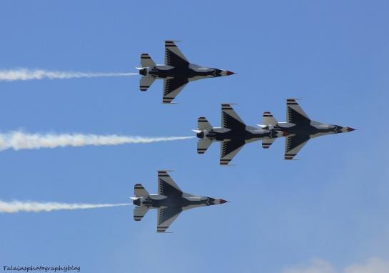 R.A.S. 222 Thunderbirds