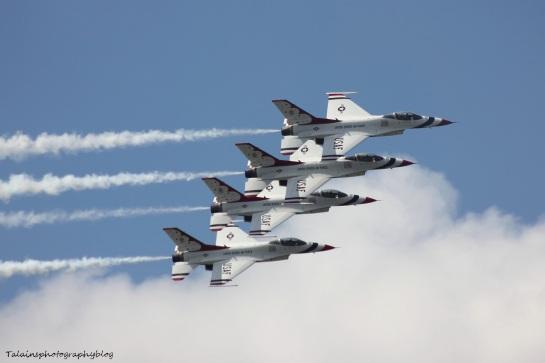 R.A.S. 227 Thunderbirds