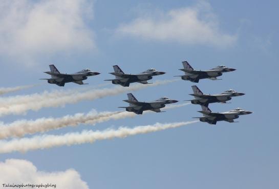 R.A.S. 238 Thunderbirds