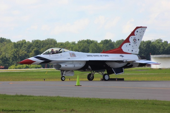 R.A.S. 246 Thunderbirds